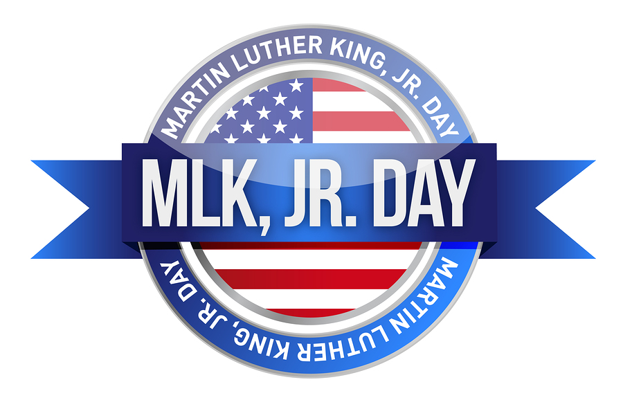St. Therese Academy No School – Martin Luther King Jr. Day 1-16-17