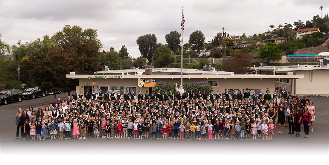 St  Therese Academy Catholic Education in San Diego, CA